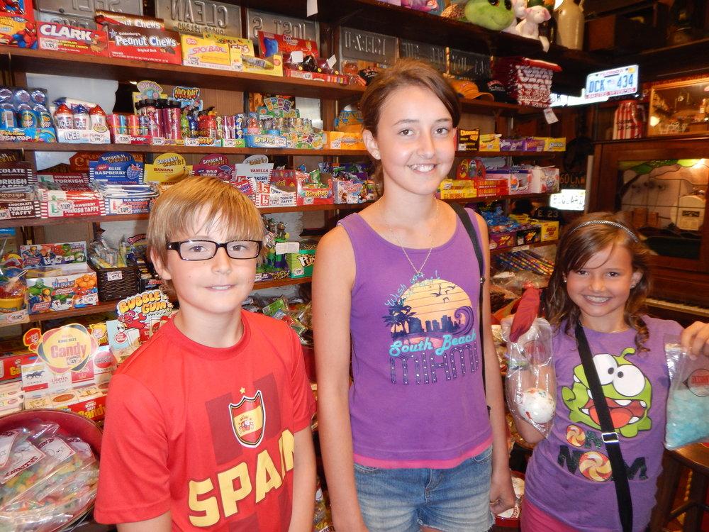 Jaxson's Candy Store
