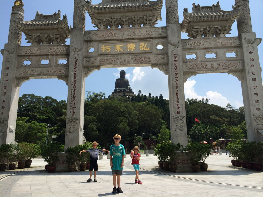 Lantau Island Buddha, Hong Kong