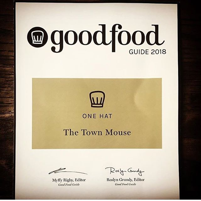 As you get older it's good to know you've still got it.... Nice work everyone and big thanks to our many great regulars for supporting us for so long.  Thanks also to @goodfoodau for going large this year and taking the pressure national, may it bring out the best in us all