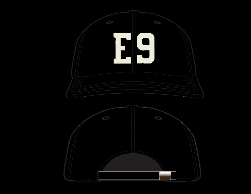 Ebbets Field Flannel - E9 Adjustable Wool Ballcap — Engine House No. 9 e669392ff30
