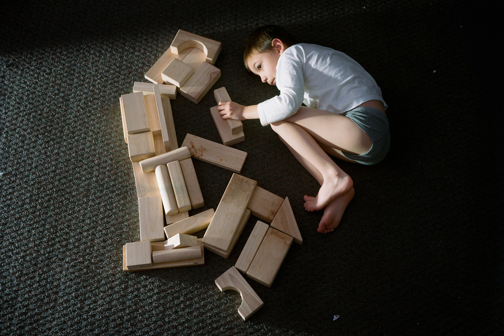 Blocks Are People Too... , 2011