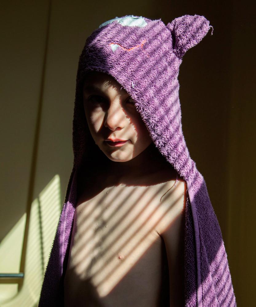 Bat Towel , 2014