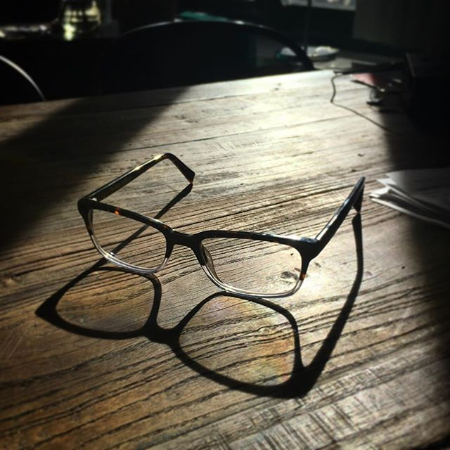 Glasses, 2017 #chitown #light #contrast #glasses #warbyparker