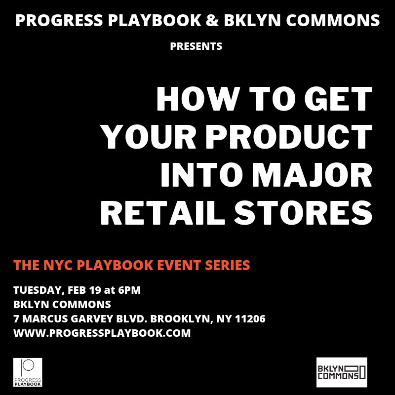 NYC Playbook event series