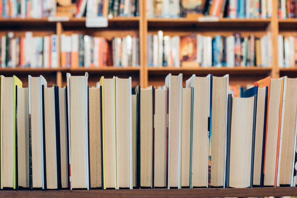 line-of-books
