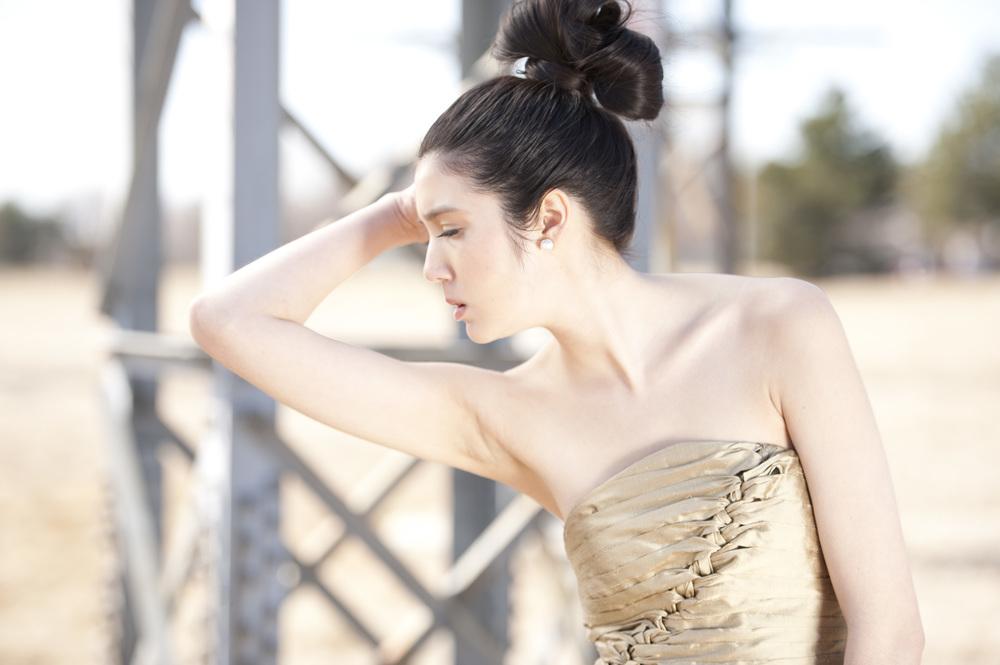Photo: Tishan Baldeo & Bowen Mei   Model: Sarah Lipsit   MUA: Amanda Blair Roberson   Hair: Brittany Sammy