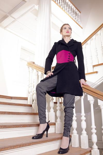 Photo: Gerardo Suarez del Real   Model: Elmer Olsen Models