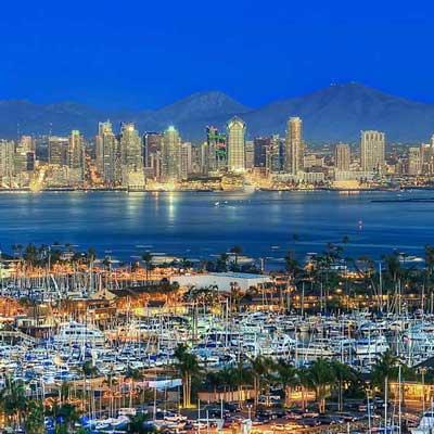 Cityscape San Diego