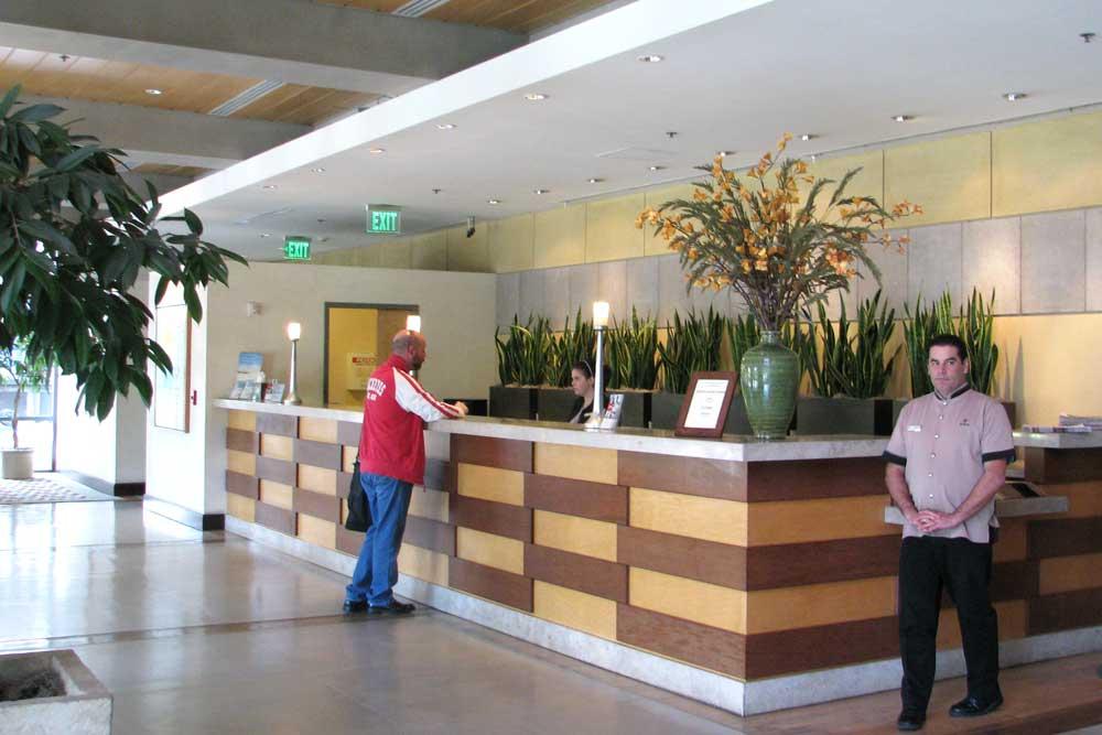 Hilton Gaslamp