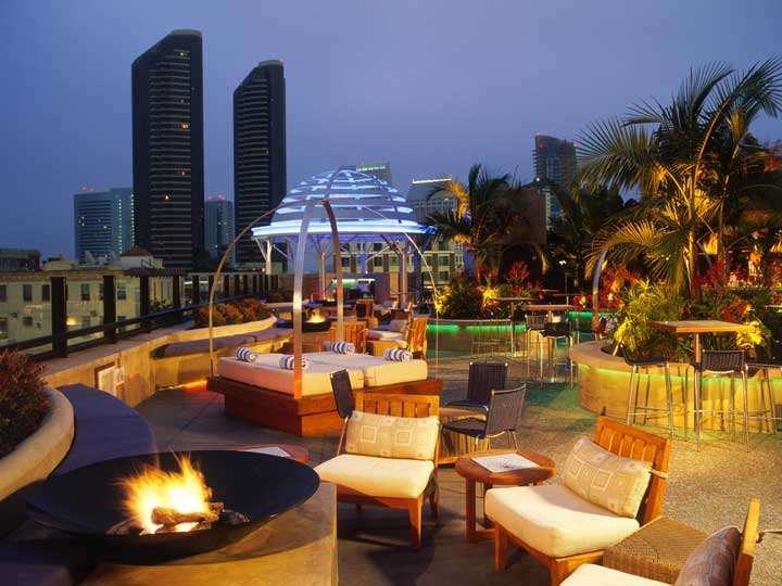 hotel solamar - San Diego Luxury Hotels And Resorts
