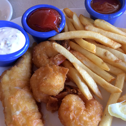 Dining downtown gaslamp local wally 39 s guide to san for Best fish and chips in san diego