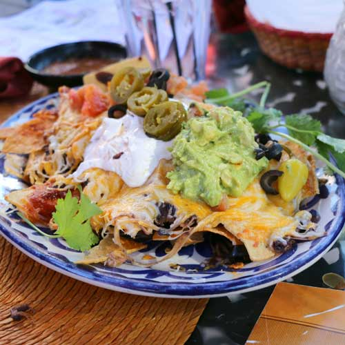 Old Town San Diego  is the place to get your first bite of real Mexican food.