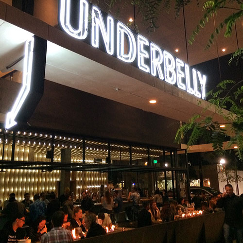 Line up for ramen at Underbeilly, now with two locations in San Diegoi