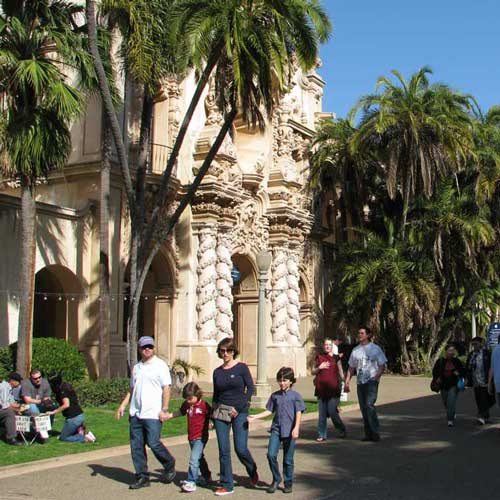 Museums and more at Balboa Park