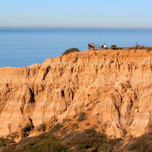 Short yet beautiful hikes at Torrey Pines