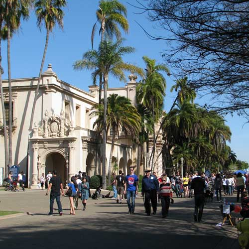 The Prado on Balboa Park