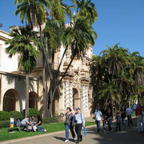 Lots to see and do at Balboa Park