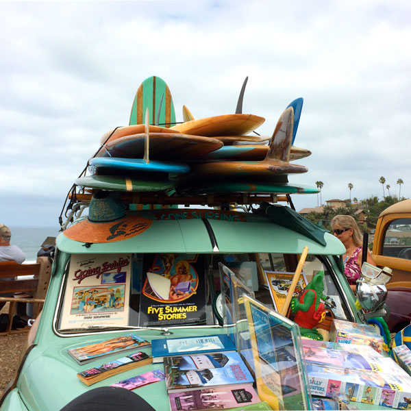 Welcome to Encinitas, a surf town that hasn't much changed in 50 years.