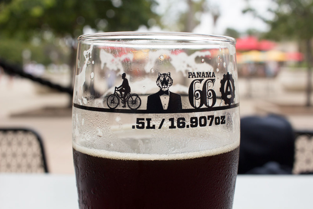 Panama 66 is the best place to get a cold, local beer in Balboa Park