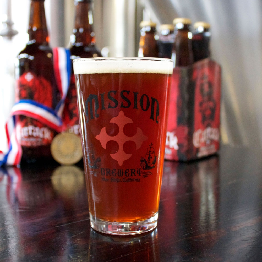 Mission Brewery wins again!
