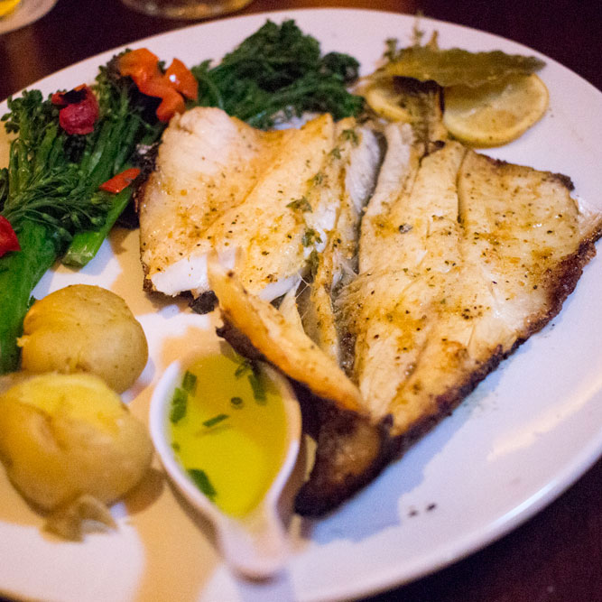 Copy of Seafood fish at Seasons 52 San Diego