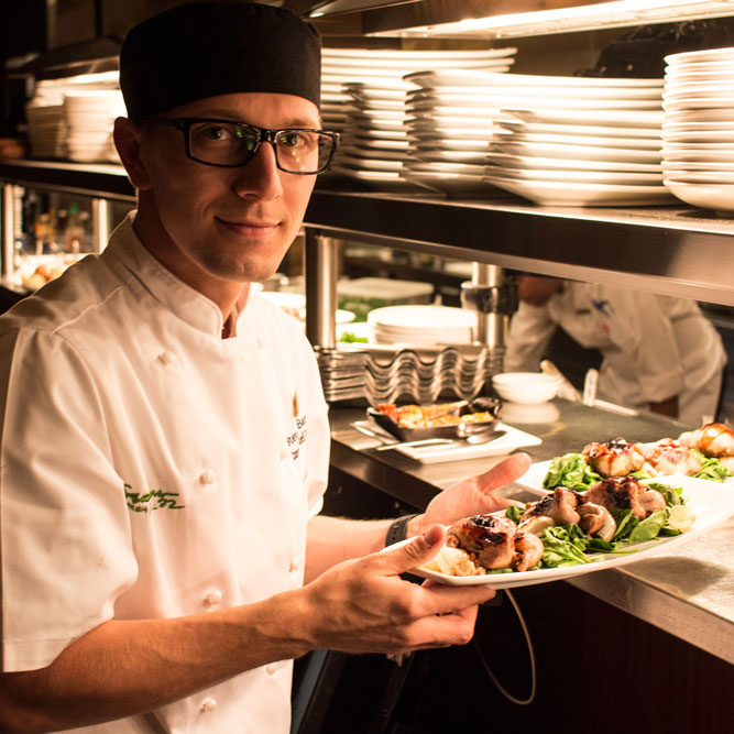 Copy of Chef at Seasons 52 San Diego