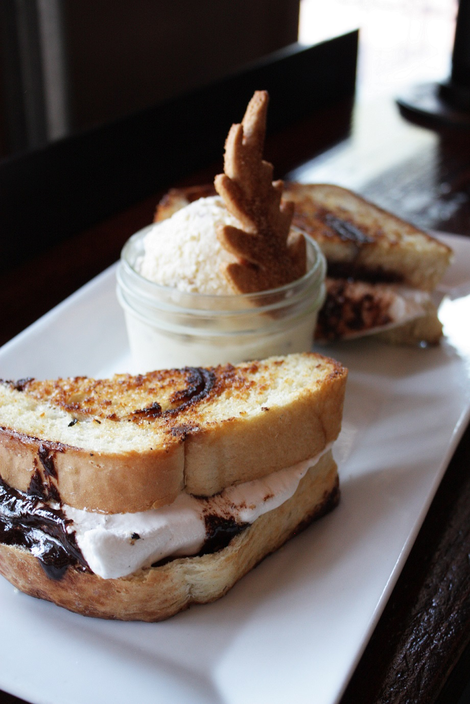 S'More Sandwich from Barleymash