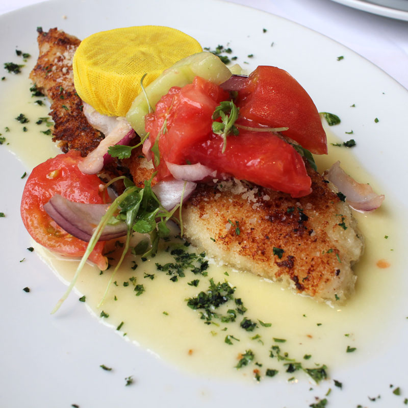 Eddie V La Jolla seafood fish delish