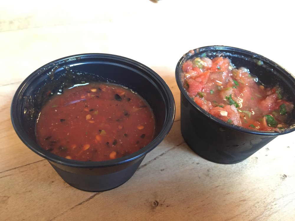 Salsa at Old Town Mexican Cafe