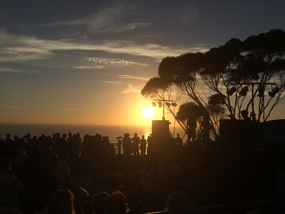 The view, the setting, the music, this is what San Diego summers are all about!