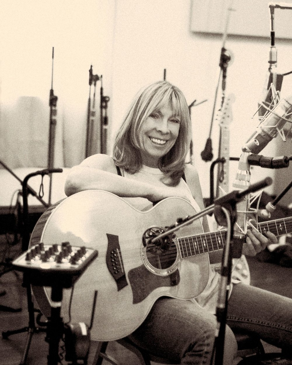 Rickie Lee Jones performs Nov. 9th, 2018, in San Diego