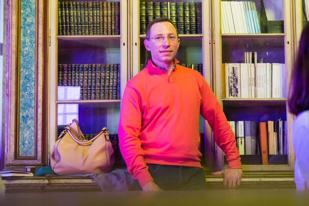 Dr. David Brendel , Co-founder, Strategy of Mind