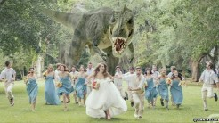 unwanted wedding guest
