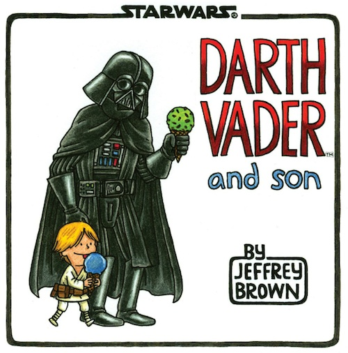 Boy learns that Darth Vader is Luke Skywalker s father for the first ... a7d0306d1b41