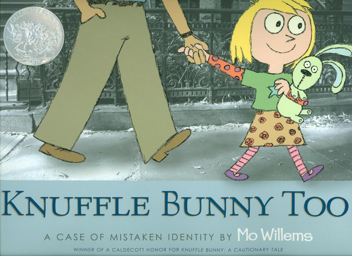 Knuffle Bunny Free nearly made my wife weep. I would\'ve cried had I ...