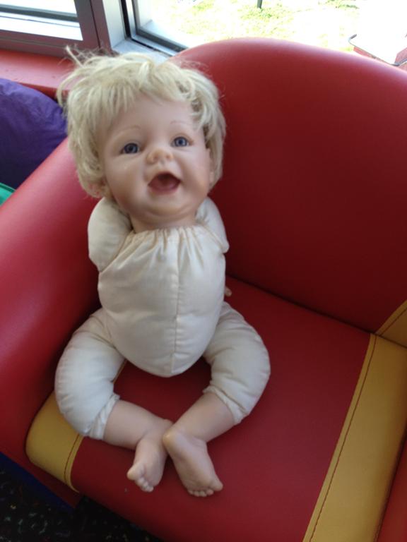 1a1186ee01e31 Ugly baby — Matthew Dicks