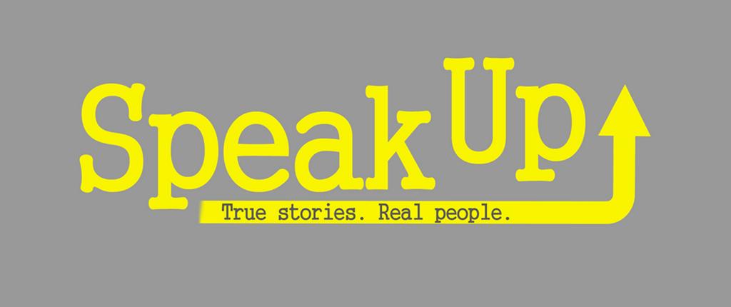 Speak Up stories wanted — Matthew Dicks