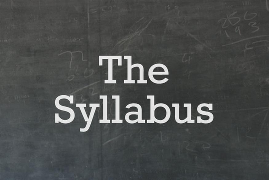 The tyranny of the syllabus — Matthew Dicks 6cf444716