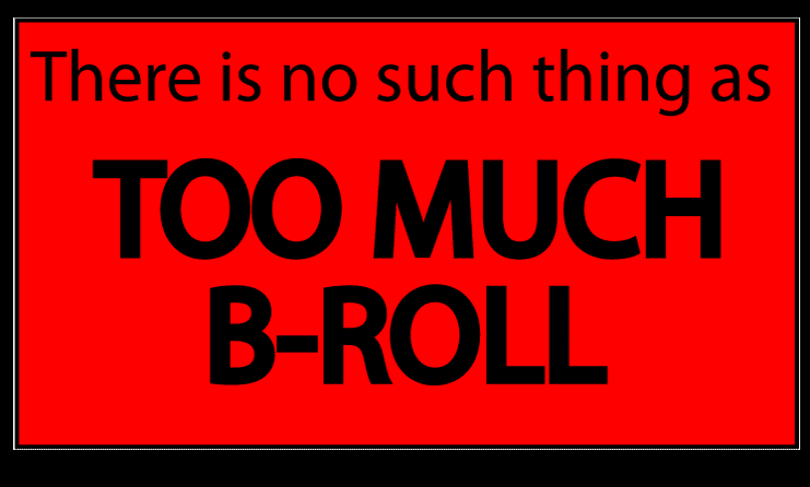 06e938ca71e2 Is it really that hard to create B-roll packages that are long enough to  fill any segment
