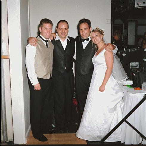 Wedding advice  No impromptu toasts. — Matthew Dicks bf1df0f060a2