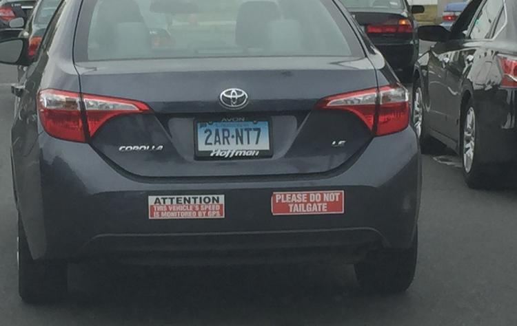 Can someone please explain these bumper stickers to me