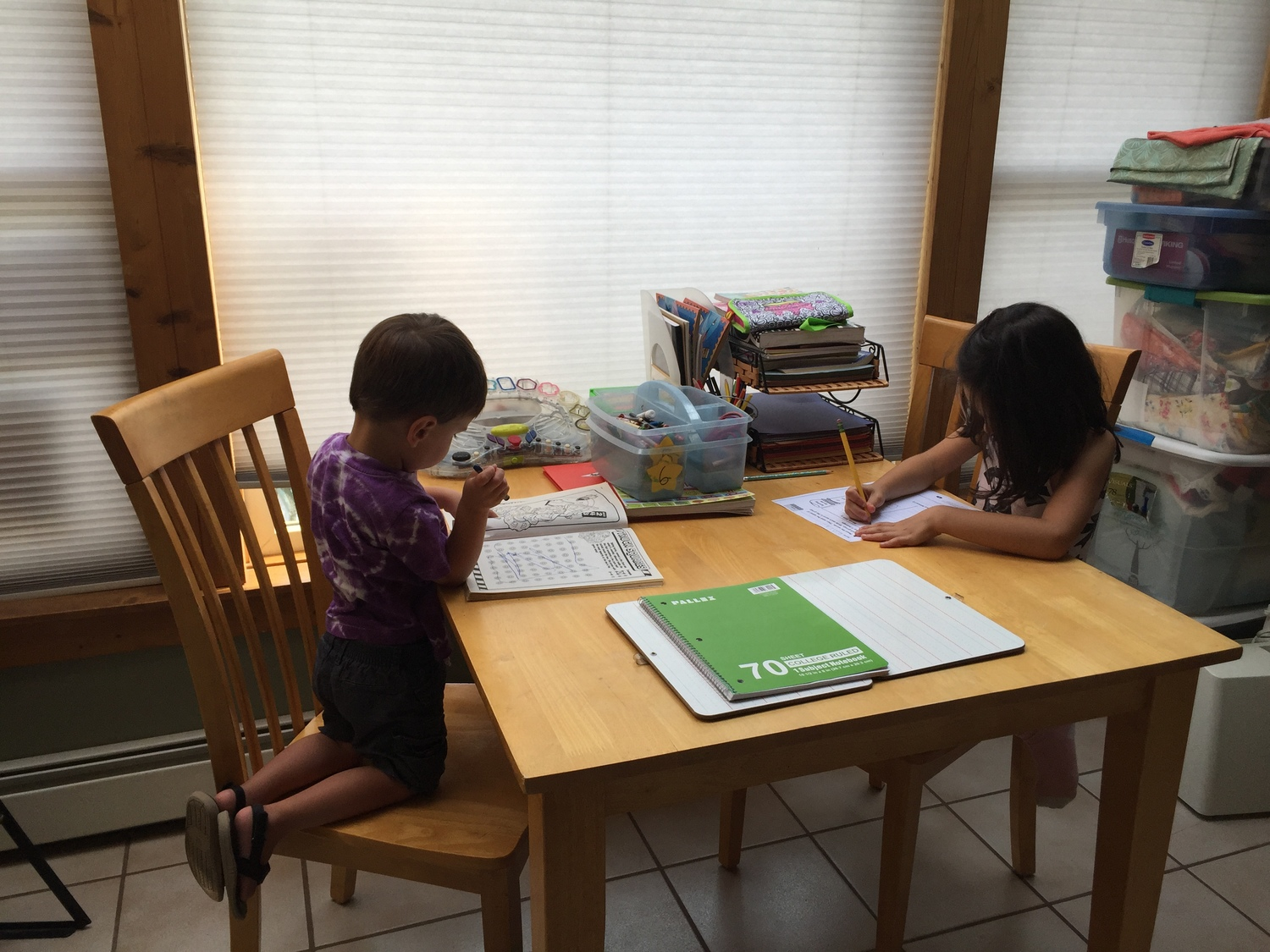 f867c29ee My daughter s first homework assignment  First steps on a rotten ...