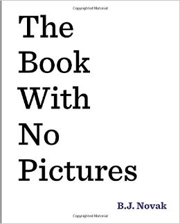 The book with no pictures best testimonial for the book ever same holds true for books like the day the crayons quit the true story of the 3 little pigs and the quiet book fandeluxe Gallery
