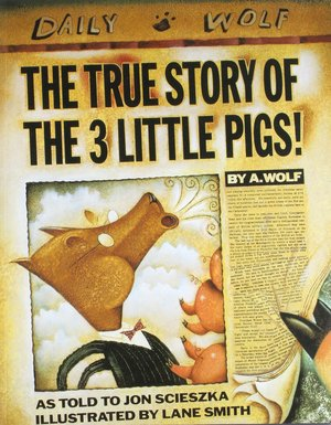 The book with no pictures best testimonial for the book ever the true story of tyhe three little pigsg fandeluxe Gallery