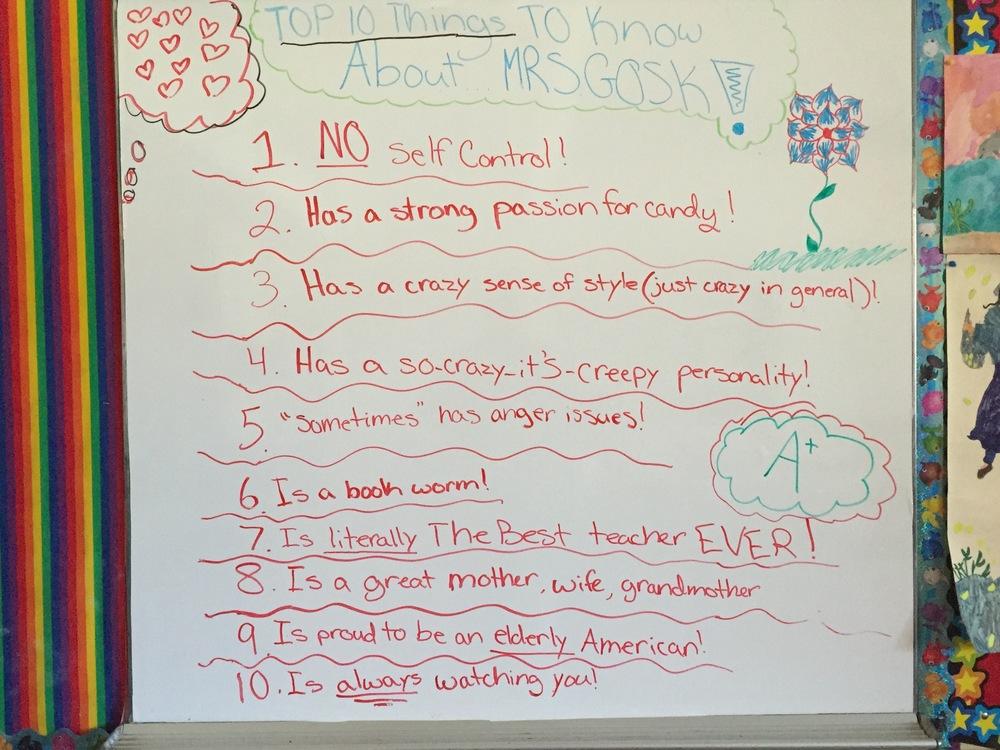 Keep Calm and Teach On Teachers Students Apple Book Pencil Boy Beater Tank Top