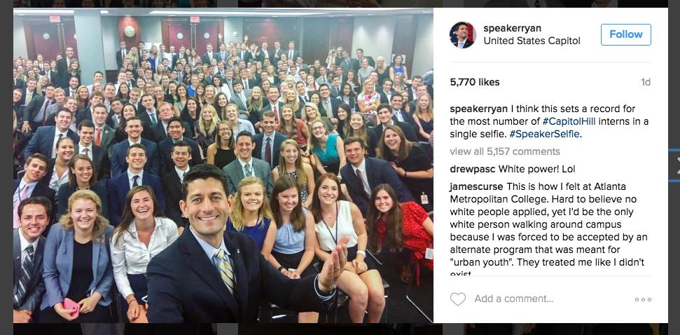 ee88125846a Paul Ryan is a boy in a white bubble — Matthew Dicks