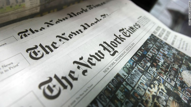 The New York Times Use Of Honorifics Must End Matthew Dicks