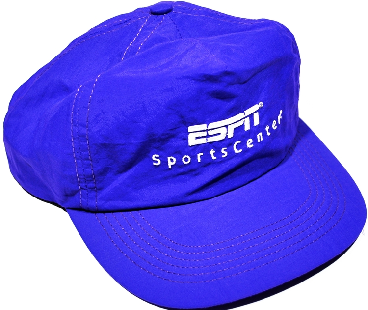 Worst decisions ever  1  My SportsCenter hat — Matthew Dicks a832854fa91e