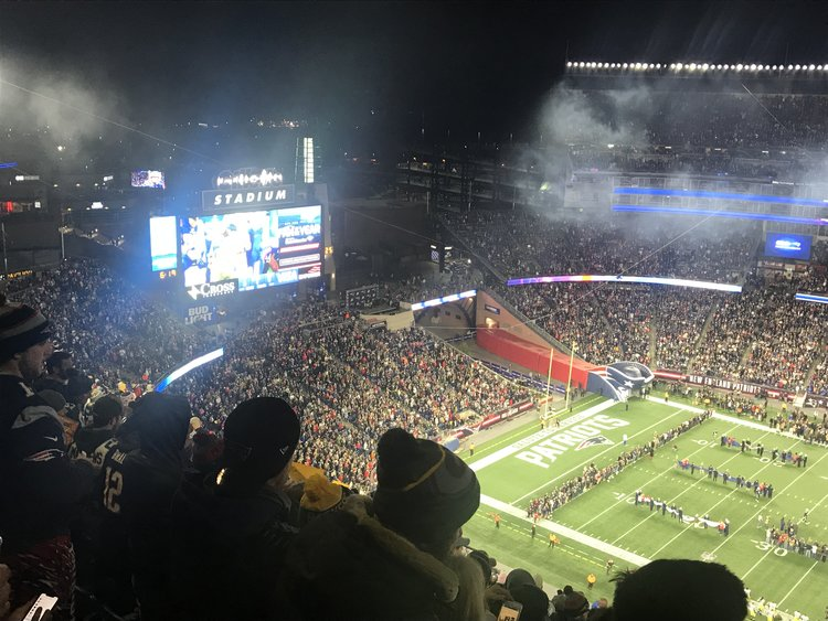 ... two Green Bay Packers fans arrived, taking seats beside us. Shep is  relentlessly cruel to opposing fans. He berates them throughout the game,  ...