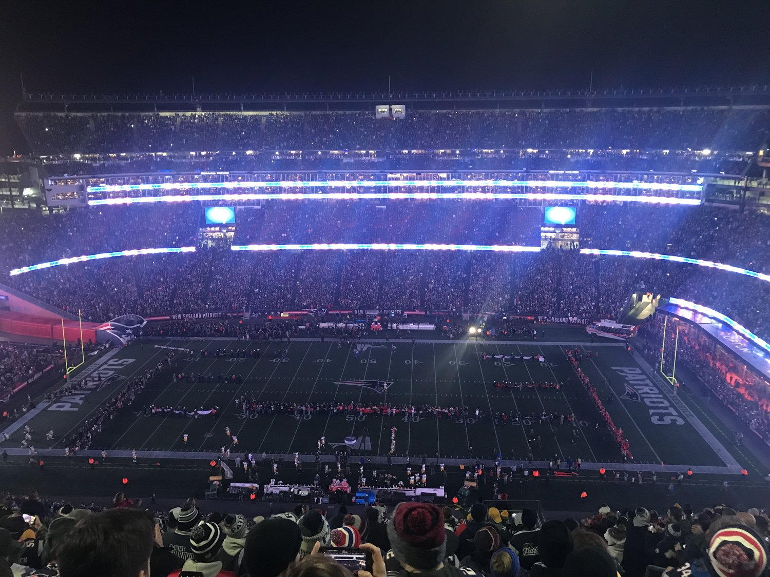 0430c9bf912 A Patriots fan becomes an honest-to-goodness Patriot